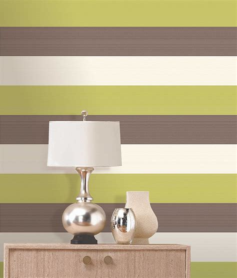 download green and brown striped wallpaper gallery