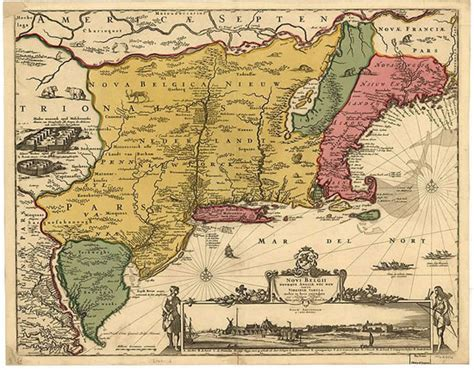 map of new jersey in colonial times 13 colonies new jersey colony for