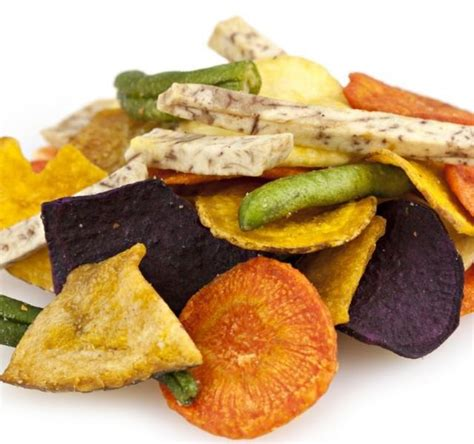 garden vegetable chips mixed vegetable chips 1 lb container free expedited
