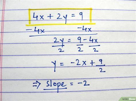 How To Find On Line Die Gleichung Einer Geraden Bestimmen Wikihow