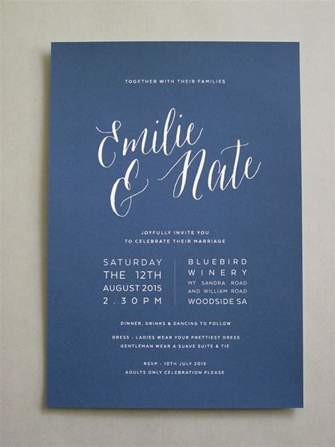 the 25 best modern wedding invitation wording ideas on