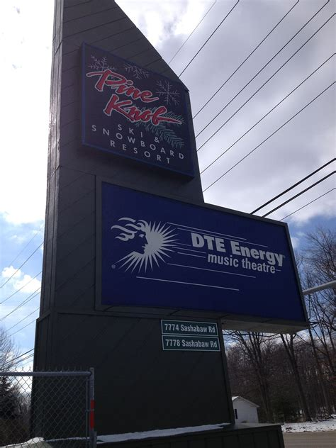 Pine Knob Dte by Dte Energy Theatre
