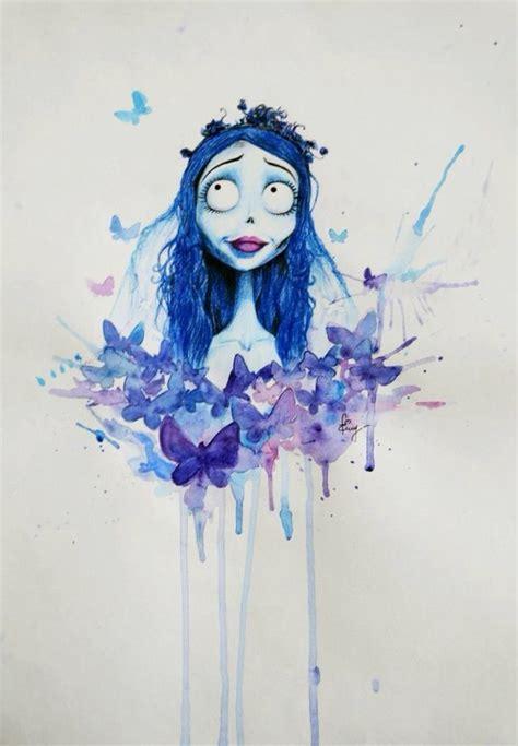amazing art corpse bride dark drawing grunge johnny