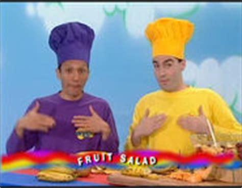 fruit salad wiggles fruit salad wigglepedia fandom powered by wikia