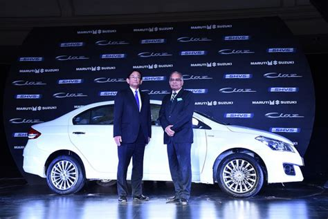 Joint Venture Of Maruti Suzuki Boosted By Generous Tax Incentives Suzuki Launches Ciaz