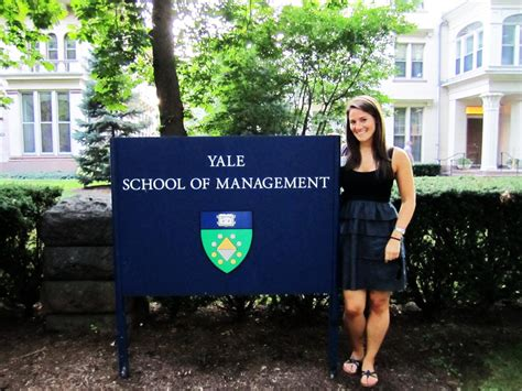 Mba For Executives Yale by A Day In The Of A Student At Yale School Of