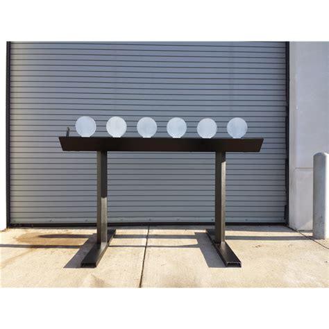 Steel Target Plate Rack by 6 Target Plate Rack