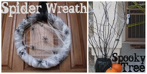 diy halloween decorations 50 easy diy outdoor halloween decoration ideas for 2017