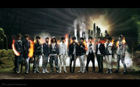 exo big wallpaper sg exo wallpapers