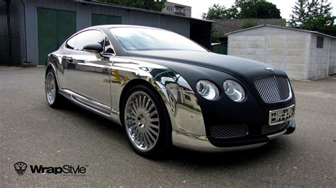 black and gold bentley wrapstyle premium car wrap car foil dubai chrome