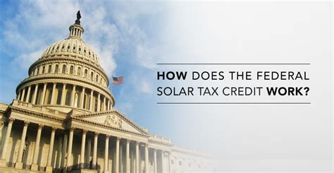 How Does Tesla Tax Credit Work How Does The Federal Solar Tax Credit Work
