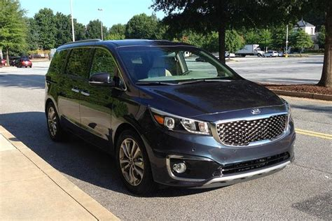 Kia Sedona 2015 Specs 2015 Kia Sedona Useful Features Autotrader