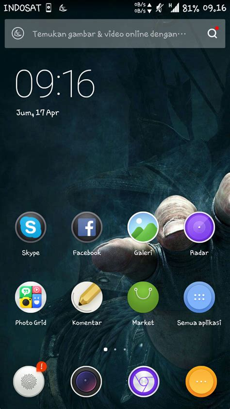 tema liverpool untuk android tema untuk android super keren tarik jagat