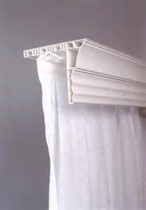 pvc curtain rail curtain design