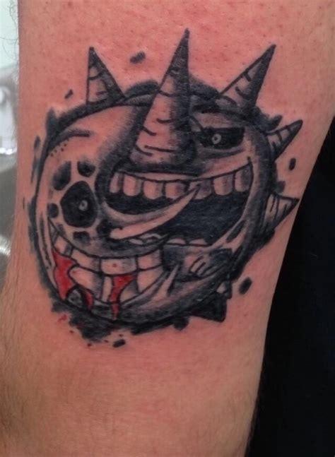 soul eater tattoo soul eater on