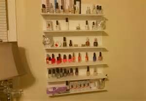 Pinterest Spice Rack As Seen On Pinterest 2 Dollar Tree Diy Nail Polish Rack