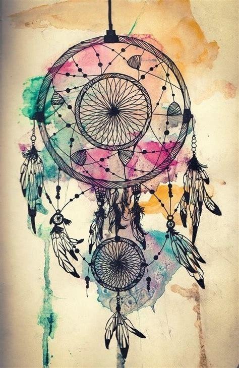 Tattoo Dreamcatcher Watercolor | watercolor dreamcatcher tattoo tattoos pinterest