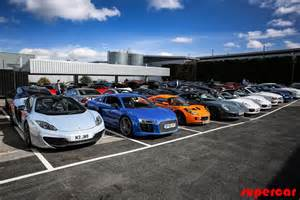 2 Million Pound Lamborghini Multi Million Pound Supercar Paddock To Thrill Crowds At