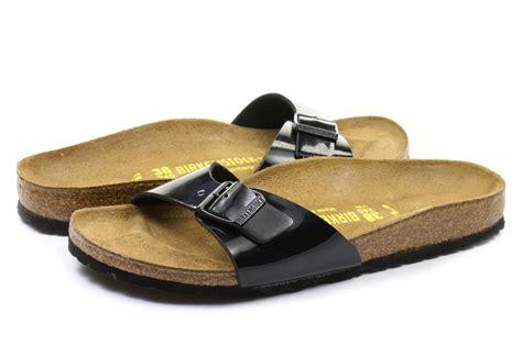 sneaker slippers birkenstock slippers madrid 040303 blk shop