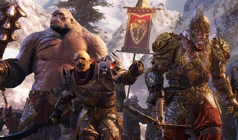 A War Of Shadows shadow of war nemesis difficulty how it should be played