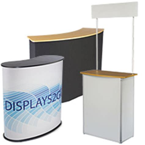 trade show furniture portable exhibit booth fixtures