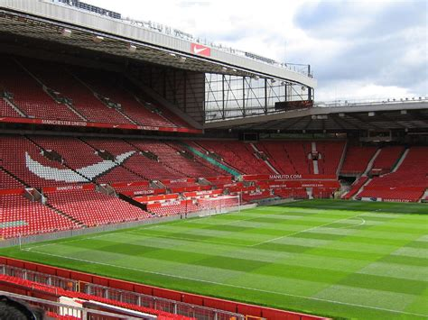 man sections old trafford stadiony net