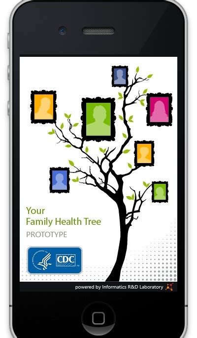my family health tree health informatics research lab