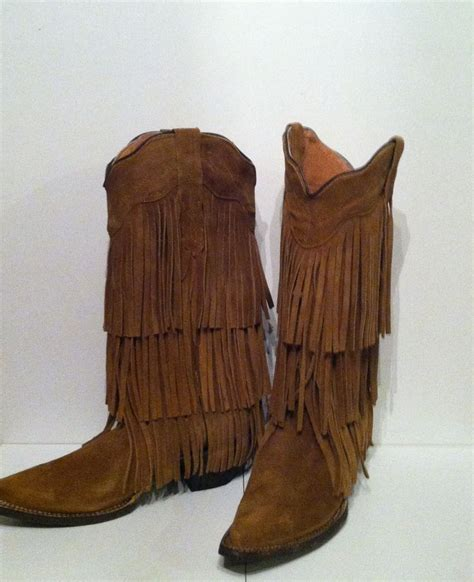 fringe boot discover and save creative ideas