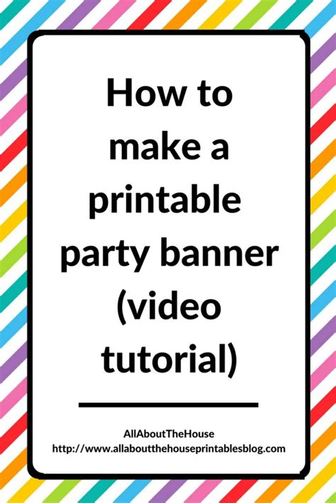 make a printable banner in photoshop how to make a party banner in photoshop how to make party