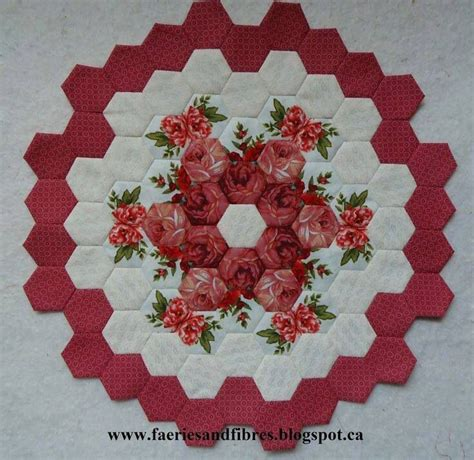 Patchwork Hexagons - 1857 best paper piecing images on