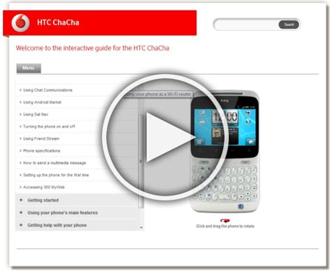 android themes for htc chacha htc chacha an interactive guide to your vodafone android