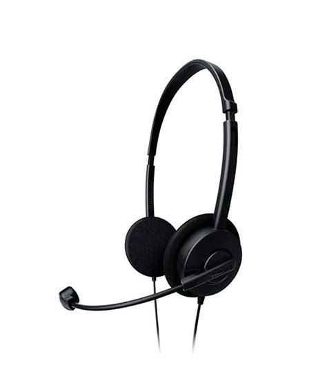 Headset Philip buy philips pc headset shm1500k at best price in india snapdeal