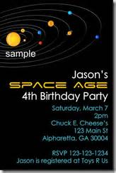 printable space invitation archives