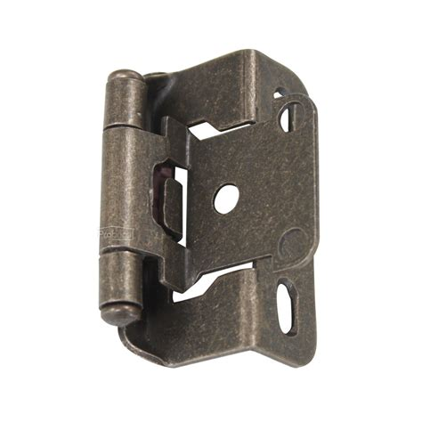 Self Closing Cabinet Door Hinges Kitchen Cabinet Door Hinges Self Closing Partial 1 2 Quot In