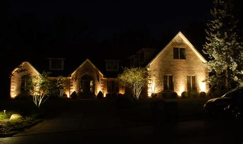Landscape Up Lighting Landscaping Lighting