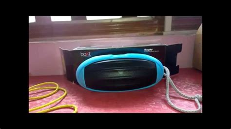 boat rugby speakers boat rugby bluetooth speaker full review db test and audio