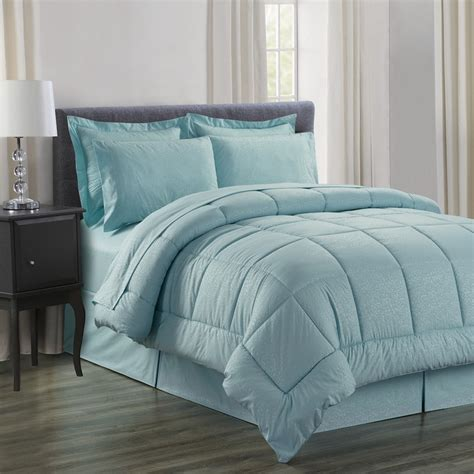 soft bedding 8 piece vine ultra soft bed in a bag comforter set in