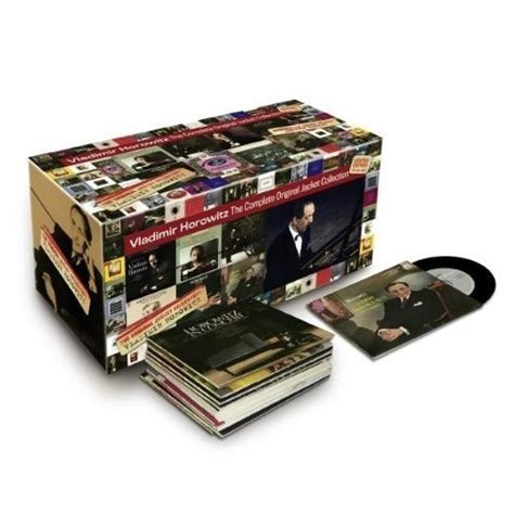 Cd Original You Special Collection For Collector vladimir horowitz the complete original jacket collection vladimir horowitz songs reviews