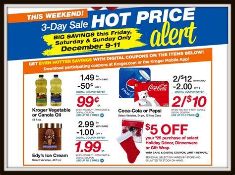 Sale Alert One Day Of Savings At Pink Mascara by 3 Day Sale Price Alert At Kroger Get Big Savings