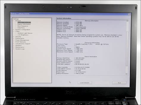 reset bios e6420 dell latitude e6420 atg driver update and drivers