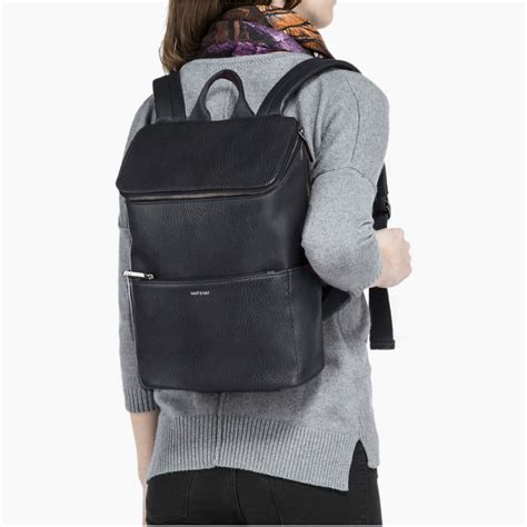 Mat Nat by Matt Nat Brave Backpack In Womens Apparel At Vickerey