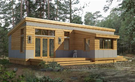 modular home modern modular homes washington state
