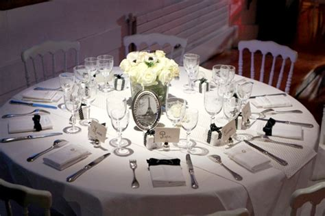 d 233 co table mariage on mise en place marque