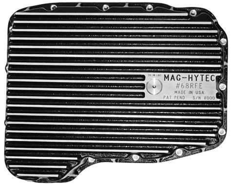 mag hytec 68rfe transmission pan maghytec 68rfe transmission pan