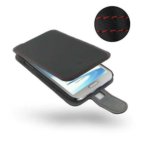 Flipcase Samsung Galaxy 2 S6310 1 samsung galaxy note 2 flip cover stitch pdair