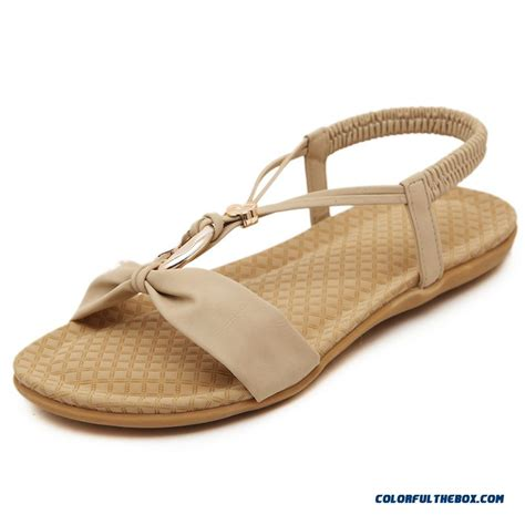 cheap flat sandals cheap new summer large size flat with flat