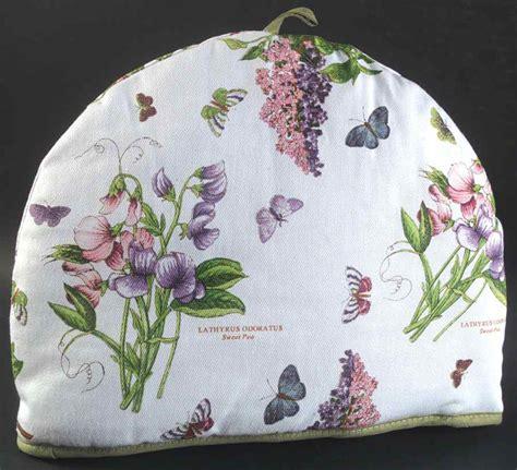 Portmeirion Botanic Garden Patterns Portmeirion Botanic Garden 13 Quot Cloth Tea Cosy Pimpernel 6998931 Ebay