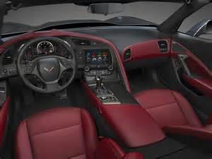 Chevrolet Corvette Interior New 2017 Chevrolet Corvette Price Photos Reviews
