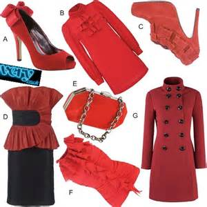 how to choose the best red fashion clothes fashion world