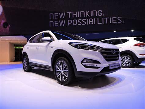 hybrid hyundai hyundai tucson hybrid previewed 187 autoguide news